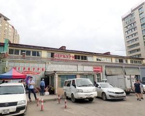 西モンゴルの旅 15 市場行って帰国