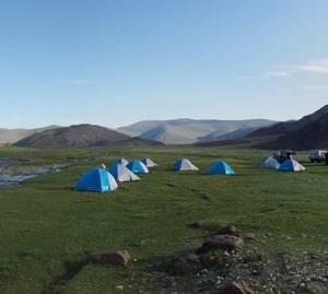 西モンゴルの旅 5 ホー・エレグへ移動