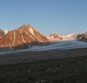 西モンゴルの旅 7 トレッキング2日目