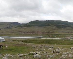 西モンゴルの旅 9 トレッキング4日目