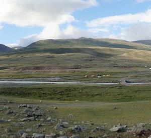 西モンゴルの旅 10 ウルギーへの戻り道