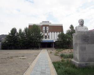 西モンゴルの旅 12 ウルギー観光