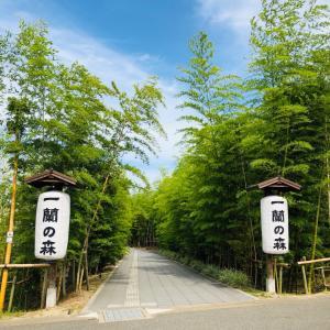 糸島市一蘭の森に行ってきました