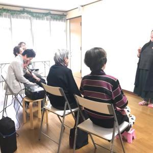2月桜クラス♪春の歌とサザエさんと(*´-`)