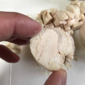 【やってみた】鶏むね肉活用術「ゆでないゆでどり」をYouTubeで見かけたのでやってみました!