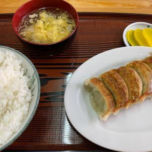 【ドサン子ラーメン】620円!コスパ最高な味噌餃子定食/青森市ラーメンランチ