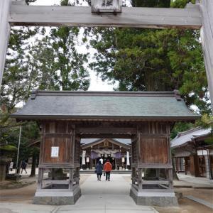 晩秋の出雲路 ・ 神話の舞台 八重垣神社