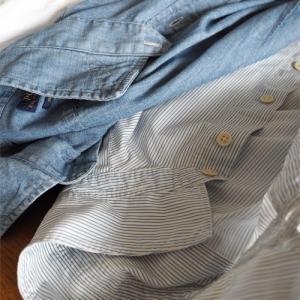 シャツのオブジェ