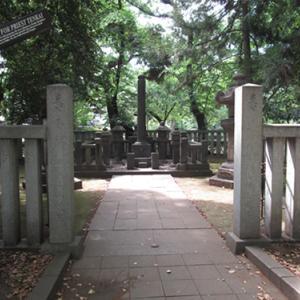 上野の杜 天海僧正毛髪塔[台東区]
