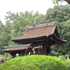 阿智神社[倉敷市]