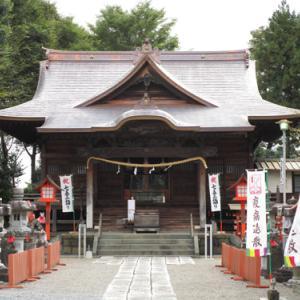 尾曳稲荷神社[館林市]