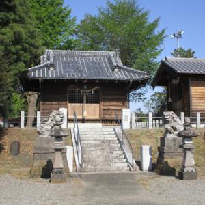 八幡浅間神社[加須市]