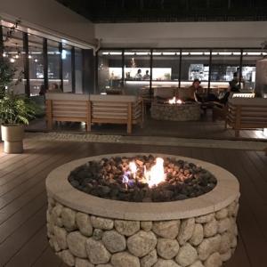 京都の夜と額のシワ