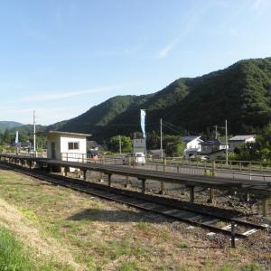 岩泉線-2:中里駅跡