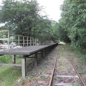 岩泉線-7:二升石駅跡