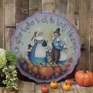 """ジョソーニアさんの """"Harvest Gathering"""" これで完成です。"""