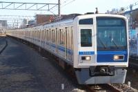 【西武】6000系6105F 車内LCD更新完了