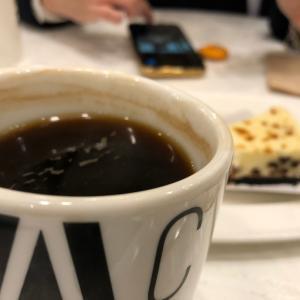 なんか、めちゃサービスいいカフェ!