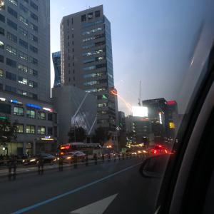 ソウルに着いてます^ ^