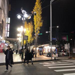 【2日目前半】韓国ソウル0泊2日・2019年11月