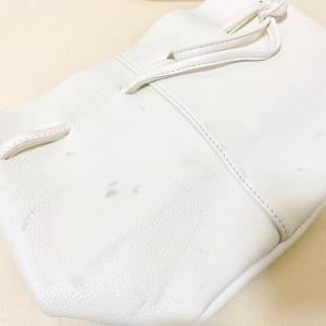 お気に入りの巾着BAGが最悪の事態に。泣