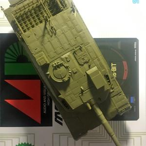 TAMIYA 1/48 / JAPAN GROUND SELF DEFENSE FORCE TYPE 10 TANK 製作記 その3