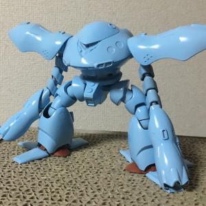 旧キット 1/144 / MSM-03C HY-GOGG 制作記 その5