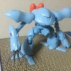 旧キット 1/144 / MSM-03C HY-GOGG 制作記 その6