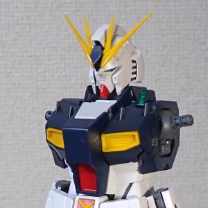 MG / RX-93 ν GUNDAM Ver.Ka 制作記 その3