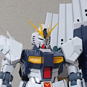 MG / RX-93 ν GUNDAM Ver.Ka 制作記 その6