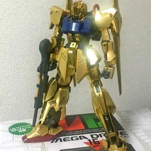 MG / MSN-00100 HYAKU-SHIKI Ver.2.0 制作記 その2