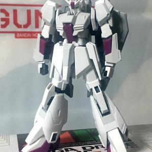 HGUC / THE GUNDAM BASE LIMITED ZETA GUNDAM III 制作記 その1