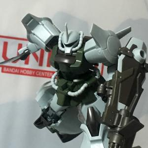 HGUC / MS-07H-8 GOUF FLIGHT TYPE 21stCENTURY REAL TYPE Ver. 制作記 その1
