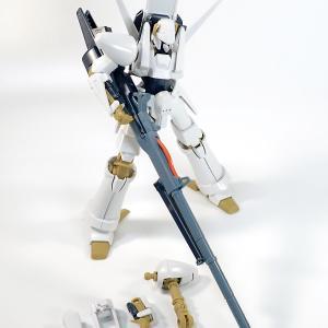 HG / L-GAIM (UPGRADE Ver.) 制作記 その3
