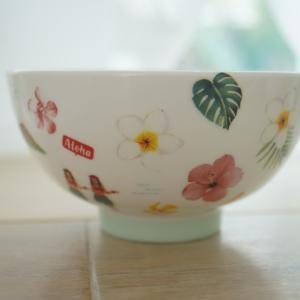 ハワイに行きたくなるお茶碗