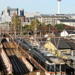 DC特急と新幹線