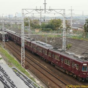阪急5319F 試運転