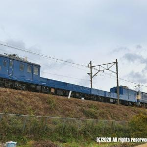 クル144+クモル145 京都鉄博へ