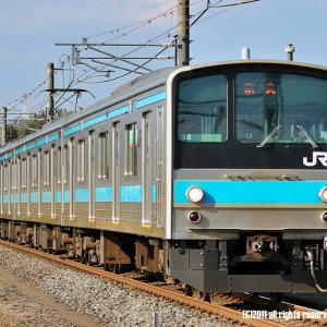 奈良線をゆく電車たち