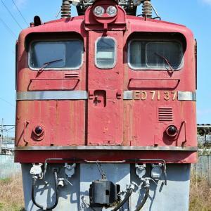 ED71 37号機 と再会