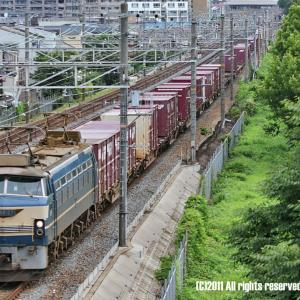 EF66 27号機 1081列車