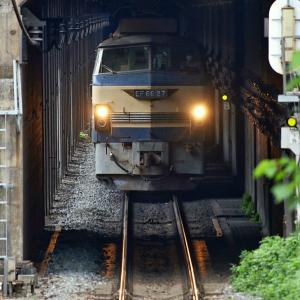 EF66 27号機 京都入り