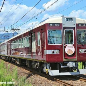 阪急6300系 すみっコぐらしHM付き