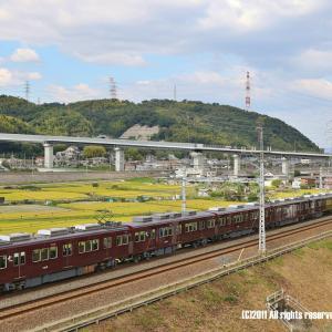 阪急5319F試運転 別アングル