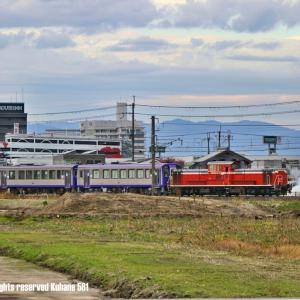 DD51亀山配給 近江富士バック