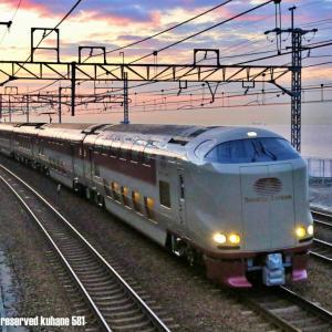 スマシオをゆく夜行列車