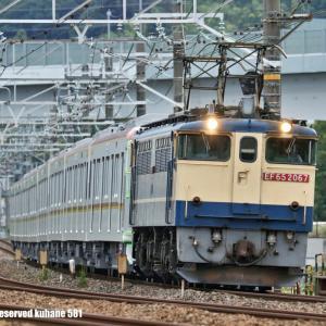 東京メトロ17000系 甲種輸送