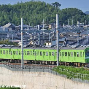 変わりゆく奈良線