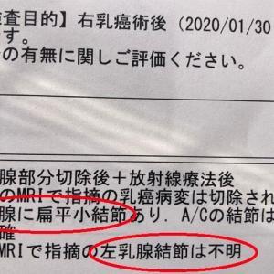 乳がん手術後初・マンモグラフィーと超音波(エコー)検査