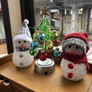 12月・・・クリスマスグッズ第二弾♪